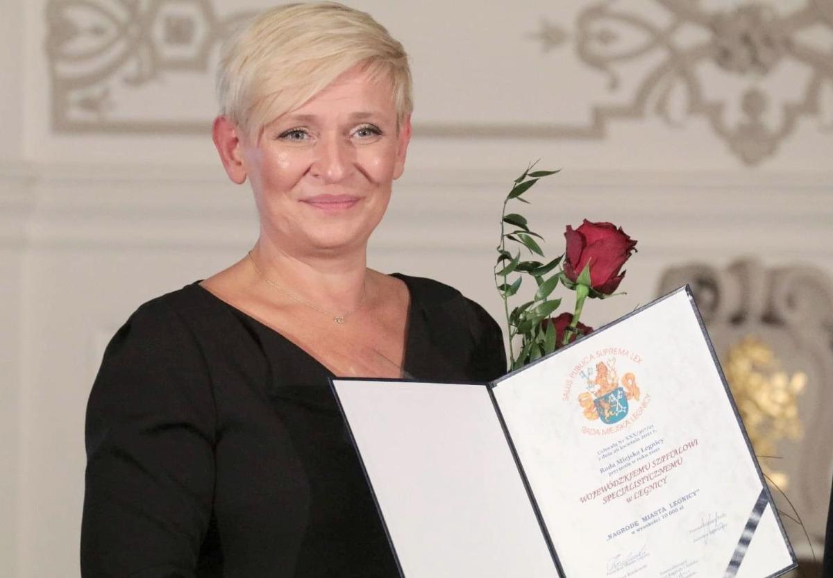 Dyrektor Anna Płotnicka - Mieloch